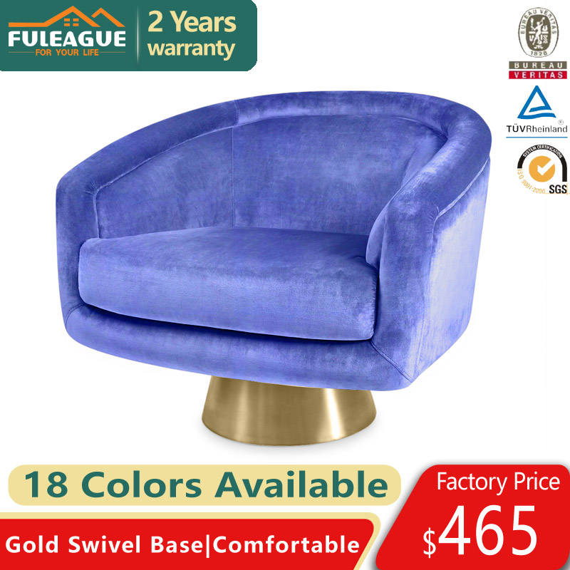 Bacharach Swivel Chair FA229