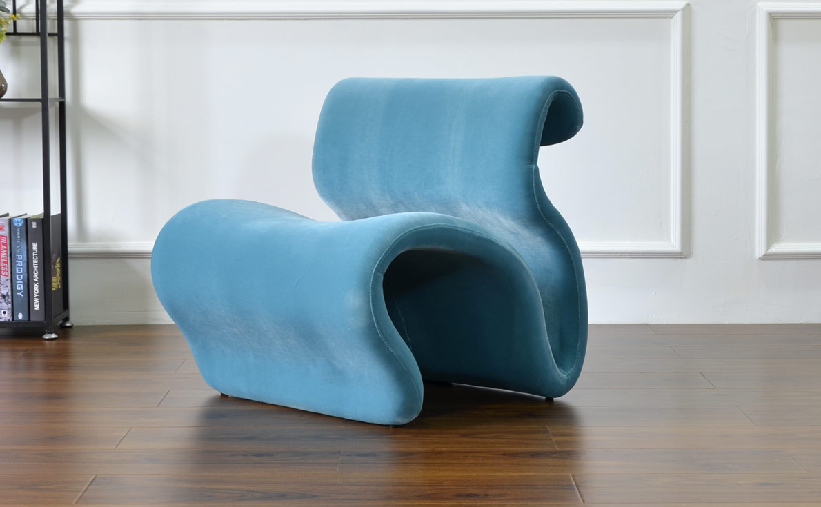 Etcetera Easy Chair Replica in fabric