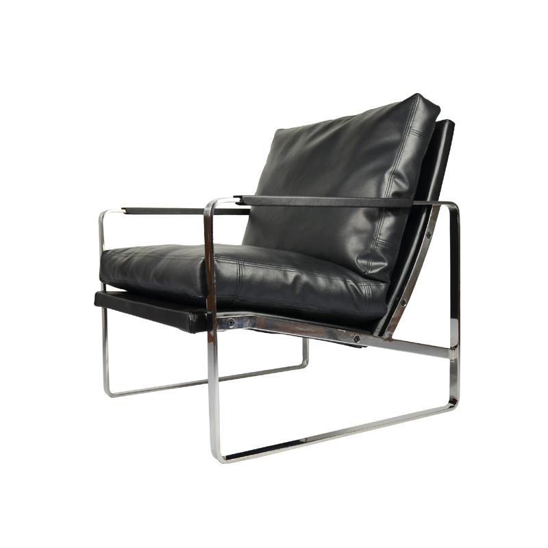 Fabricius 710 Armchair in Italian Top Grain Leather FA073-1S-ITL