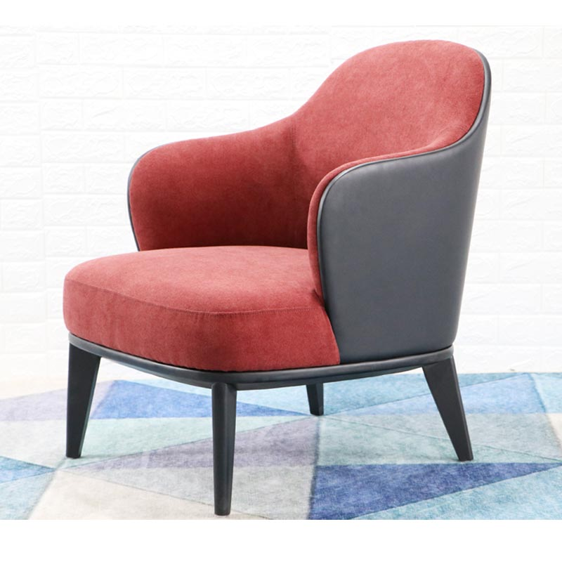 Leslie Armchair with Armrests replica FA230-A