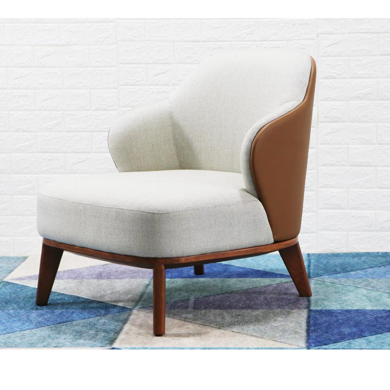 Leslie Armchair without Armrests FA230-B