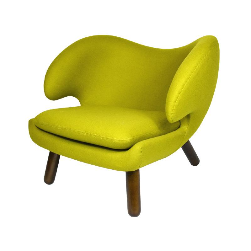 Pelican Chair Replica in Cashmere FA061-1S-CM