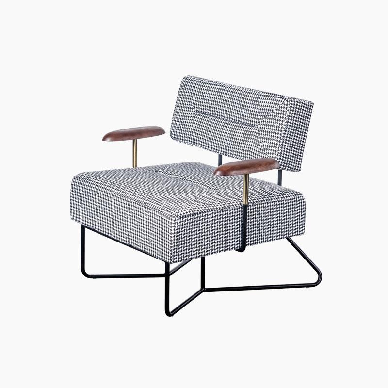 QT Chair Replica in Fabric FA242-F