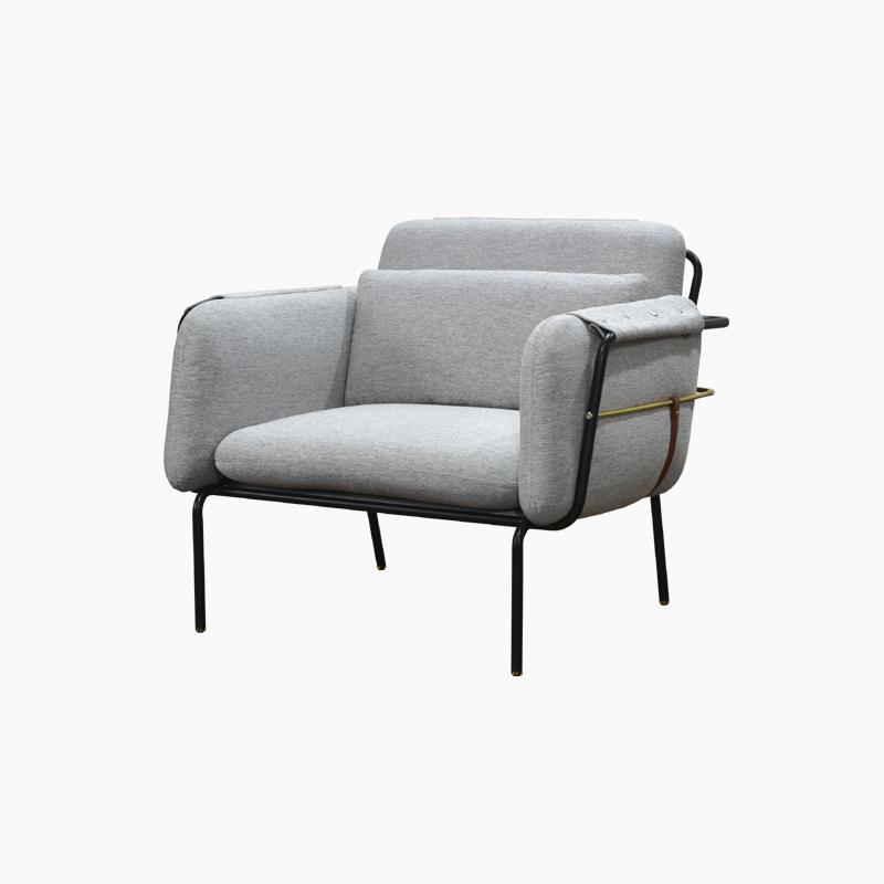 Valet Club Chair Replica in Fabric FA236-1S-F