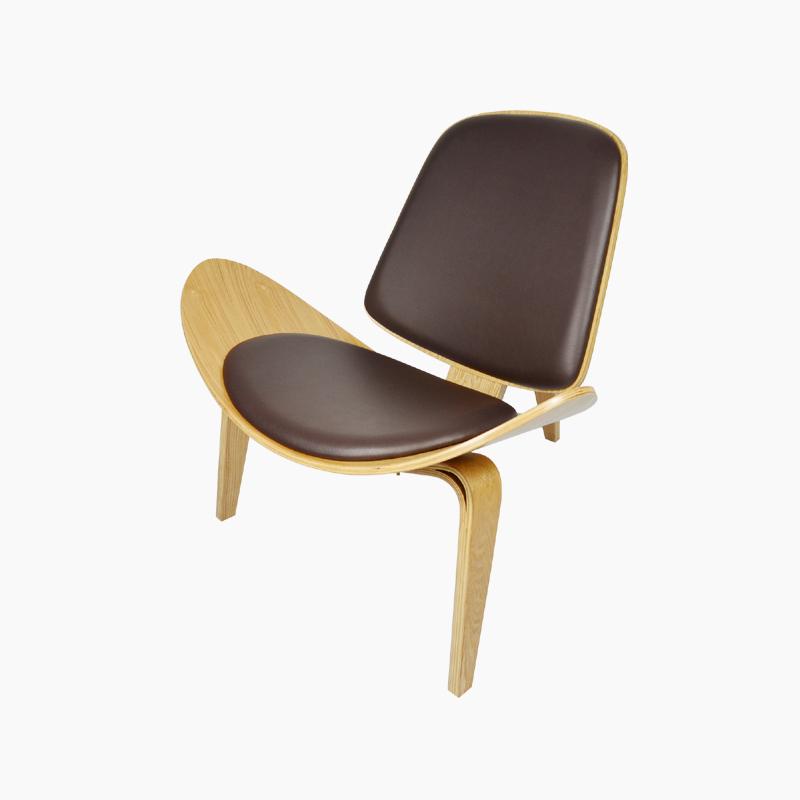 Wegner CH07 Shell Chair FA093-PU