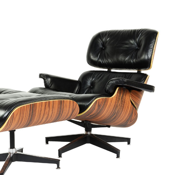 Eames Lounge Chair Italian Leather FA331-ITL