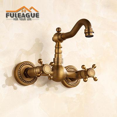 European Ancient Copper Brushed Faucet FKB002