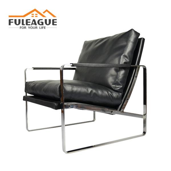 Fabricius 710 Armchair in Italian Top Grain Leather FA073-ITL