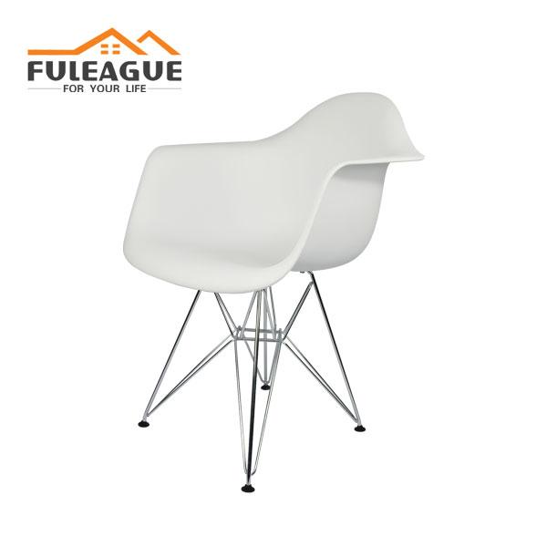 Eames DAR Bucket Chair Plastic FG-A026