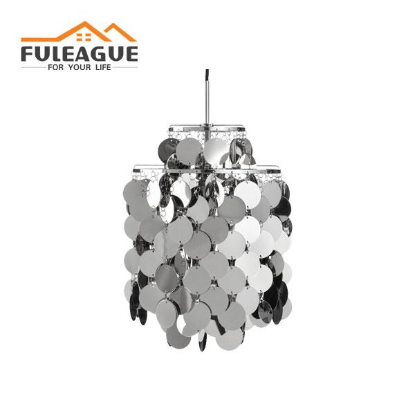 Fun 2DA Pendant Lighting for Restaurants and Bars FLP007-2DA