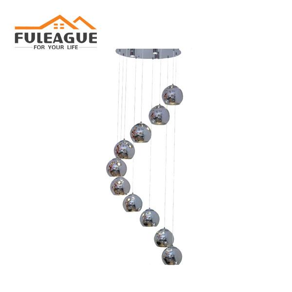 Spiral Fruit Ceiling Lamp FLP030
