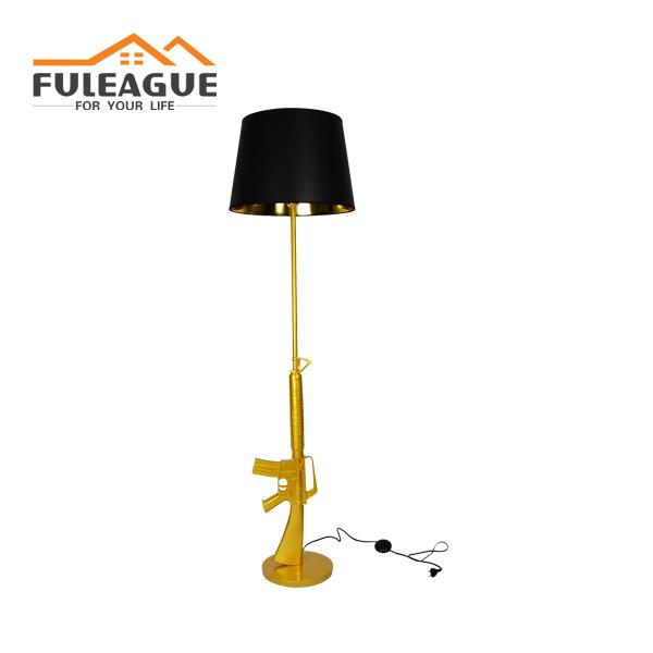 Floor Gun Lamp FLP057-F