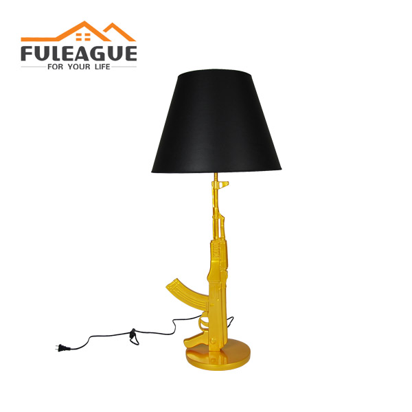Table Gun Lamp FLP057-M