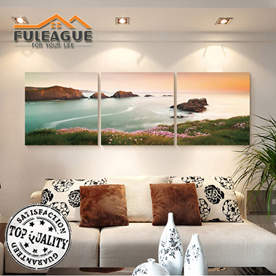 Face to the Sea Frameless Painting 1 SET FPP001