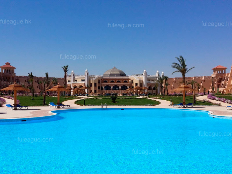 Jasmine Palace Resort in Egypt