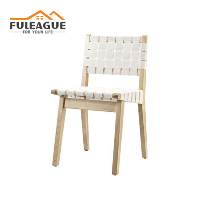 Jens Risom Side Chair FA087