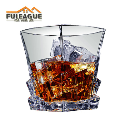 Lead-free Glass Whisky Wine Cup FWC004